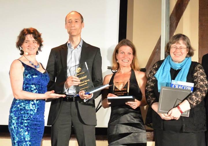 Winners of the District 59 International Speech contest (English): 1. Bernard Sorosi 2. Gabriella Opaz 3. Vera Orac